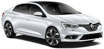Renault Megane Sedan or similar