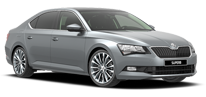 Skoda Superb or similar